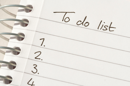 to do list and adhd