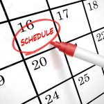Adult ADHD and 3 Scheduling Commitments You'll Want To Keep