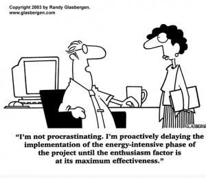 adhd and procrastination