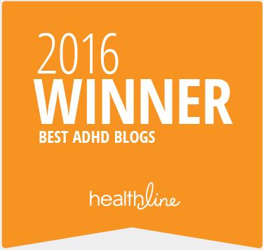 Best ADHD Blog Healthline 2016